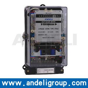 Electric Meter Watt-Hour Meter (DT862) pictures & photos