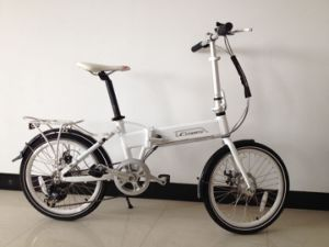 Front and Rear Suspension Light Weight Electric Bike pictures & photos