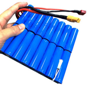 14.8V 12000mAh Equipment & Instrument Lithium Battery pictures & photos