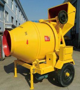 Conical Drum Reversing Concrete Mixer (350L / Electric)