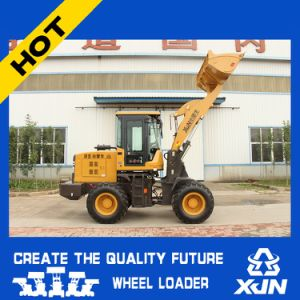 Zl26 1.6t Small Wheel Loader with Ce 0.8m3 for Sale pictures & photos