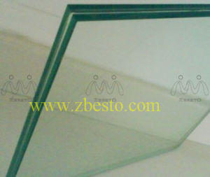 Round/Circle Tempered Glass Countertop/Polished Edge pictures & photos
