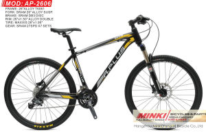 Adult Mountain Bicycle of Sram X7 30 Speeds (AP-2606) pictures & photos