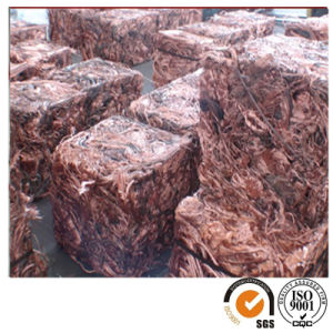 Copper Millberry / Wire Scrap 99.95% to 99.99% Purity with 100% pictures & photos