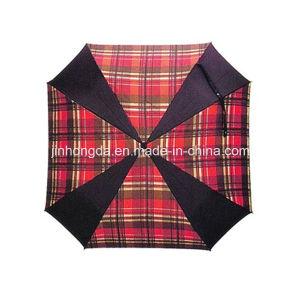 Lattice Fabric Golf Umbrella (YSGO0008) pictures & photos