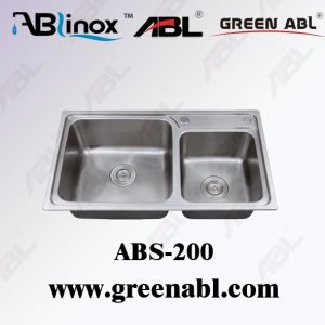 Stainless Steel Sink (ABS983)