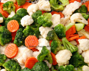 2017 IQF Frozen Mixed Vegetables with Good Price pictures & photos