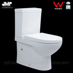 558 Australian Standard Sanitary Ware Watermark Dual Flush Bathroom Ceramic Toilet pictures & photos