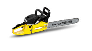 Garden Tool Gasoline Chainsaw with CE (4500)