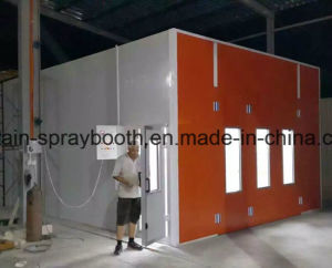 CE Standard Car Spray Booth / Car Spray Paint Booth pictures & photos