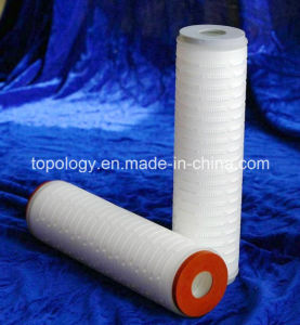 PP Absolute Pleated Filter Cartridge pictures & photos