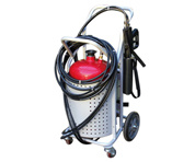 Water Mist System (QXWT50 Trolley) Firefighting System pictures & photos