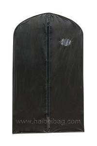 Black PEVA Garment Bag pictures & photos