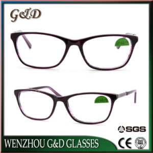Fashion Popular Acetate Spectacles Optical Frame Eyewear Eyeglass Nc3419 pictures & photos
