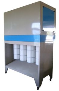 Powder Recovery Coating Machine