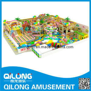 Large Size Indoor Playground (QL-3069B) pictures & photos
