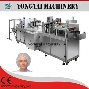 Automatic Nonwoven Cap Making Machine pictures & photos