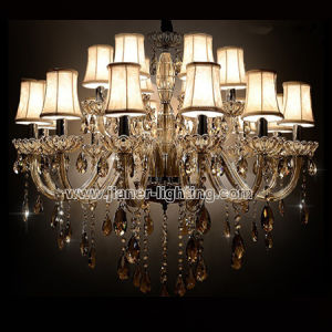 Top Luxury Hotel K9 Ceiling Crystal Chandelier Lamp Lighting pictures & photos