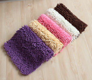 Chenille Shag Rugs/Mat/Bath Mat (XNER0010) pictures & photos