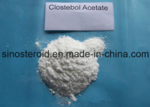 Homebrew Steroid Hormone Powder Turinabol 4-Chlorotestosterone Acetate/Clostebol Acetate (855-19-6) pictures & photos
