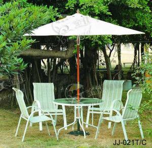 Textilene Mesh Fabric, Outdoor Furniture (JJ-024T, JJ-021C) pictures & photos