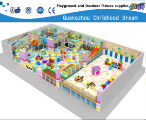 Indoor Naughty Castle Combination Playground for Kids (HC-22317) pictures & photos