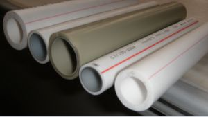Pn12.5, 16, 20, 25 PPR Pipe for Hot and Cold Water Supply pictures & photos