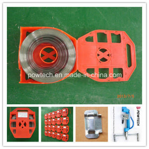 Stainless Steel Band, Buckle, Strapping Tools for Cable Clamp/ADSS Fittings pictures & photos