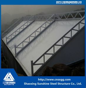 Steel and Membrane Structure Construction for Chemical Industry pictures & photos