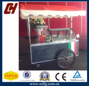 Ice Cream Cart Trolley / Wheels for Beach Cart pictures & photos