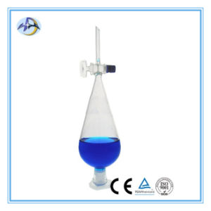 Crystallizing Dish with Spout Chemical Laboratory Glassware pictures & photos