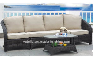 Patio Garden Outdoor Wicker Rattan Sofa Chair pictures & photos