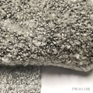 Boucle Yarn with Elasticity in Acrylic/Nylon/Spandex pictures & photos