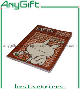 Cartoon Notebook with Customized Logo pictures & photos