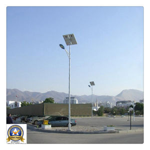 9m 70W Solar LED Street Light for Outdoor Lighting pictures & photos