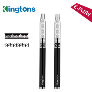 800 Puffs E-Pure Vape Pen Rechargeable EGO Starter Kit pictures & photos