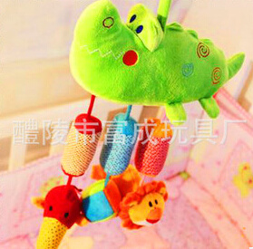 Baby Rotating Music Mobile Padding Attractive Bed pictures & photos