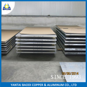 Aluminum Alloy Plate 5052, 5754, 5083, 6061, 6082 pictures & photos