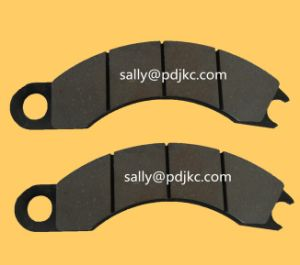 Construction Machinery Truck Brake Pad 8n4934 pictures & photos