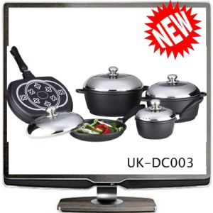 Die Casting Cookware Set (UK-DC003)