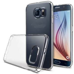 Transparent Plastic Hard Case for Samsung Galaxy S6 pictures & photos