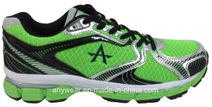 Mens Sports Shoes Outdoor Lace up Running Shoes (815-8067) pictures & photos