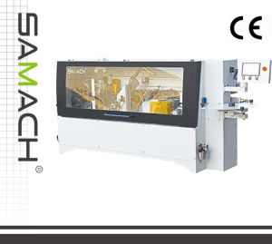 Compact Automatic Edge Banding Machine with Pre-Milling pictures & photos