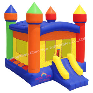Colorful Backyard Inflatable Bounce House for Amusement Park pictures & photos