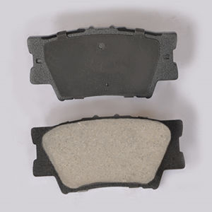 04466-33160/D1212 Quiet and Clean Brake Pad for Toyota pictures & photos