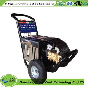 Portable High Pressure Washing Device