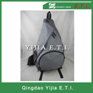 Custom Polyester Backpack pictures & photos