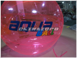 Exquisite Design Inflatable Water Walking Ball Printed with Custom Logo