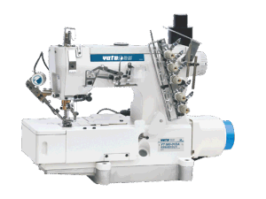 Computerized High Speed Interlock Sewing Machine with Auto Cutter Series (YT-500-01DDA/600-01DDA)
