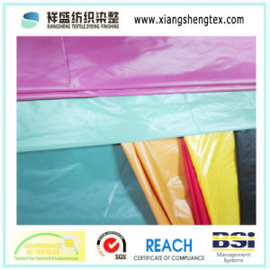 Full Dull Nylon Taffeta Fabric with Oil Cire pictures & photos